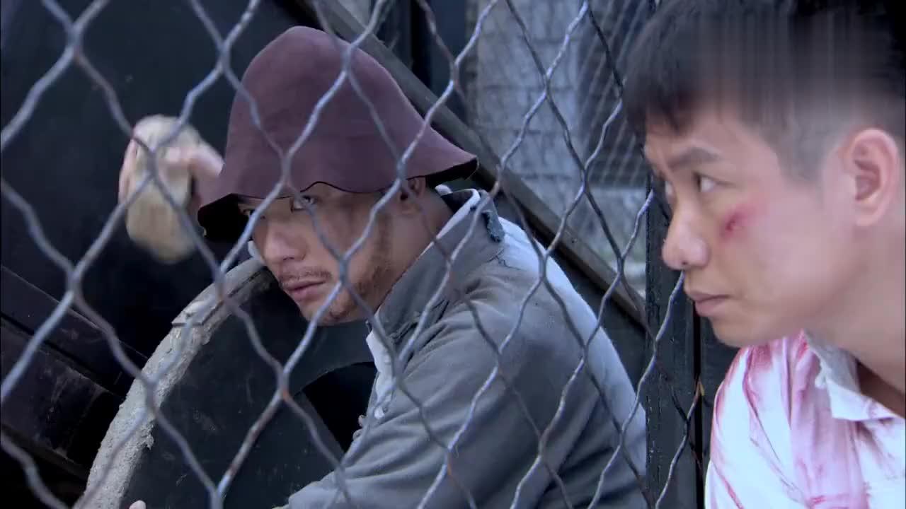 傅程鹏把监狱电路图和越狱方案给了庄栋他们要干什么