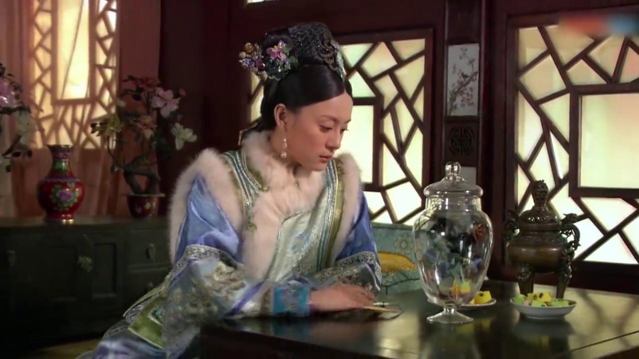 甄嬛传:甄嬛养了蝴蝶,做了新衣裳,争宠万事俱备只欠皇上