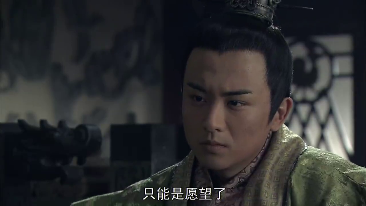 大风歌:赵王与皇帝二哥深夜饮酒,不胜酒力醉了过去