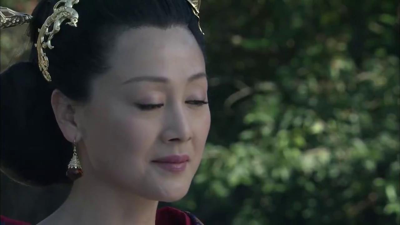 """大风歌:戚姬斗不过太后的权利,唱歌谣""""子为王母为奴"""""""