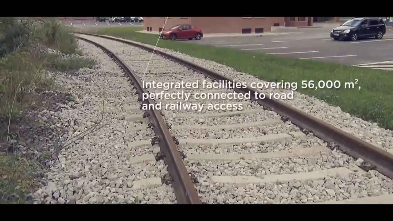 火车轨道岔道制造过程,工序繁琐精度要求高