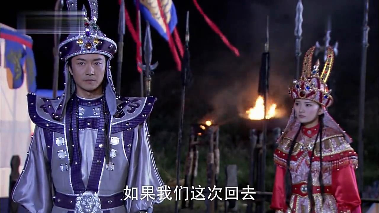 情场老手薛平贵虏获公主心,她哥哥见到都觉得羡慕,原因却亮啦
