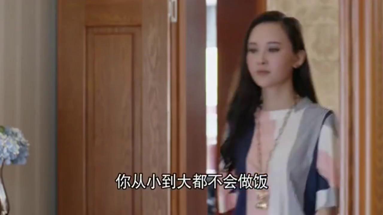 刘爱琪整天想着要赶走婆婆,却反被婆婆气的离家出走,活该