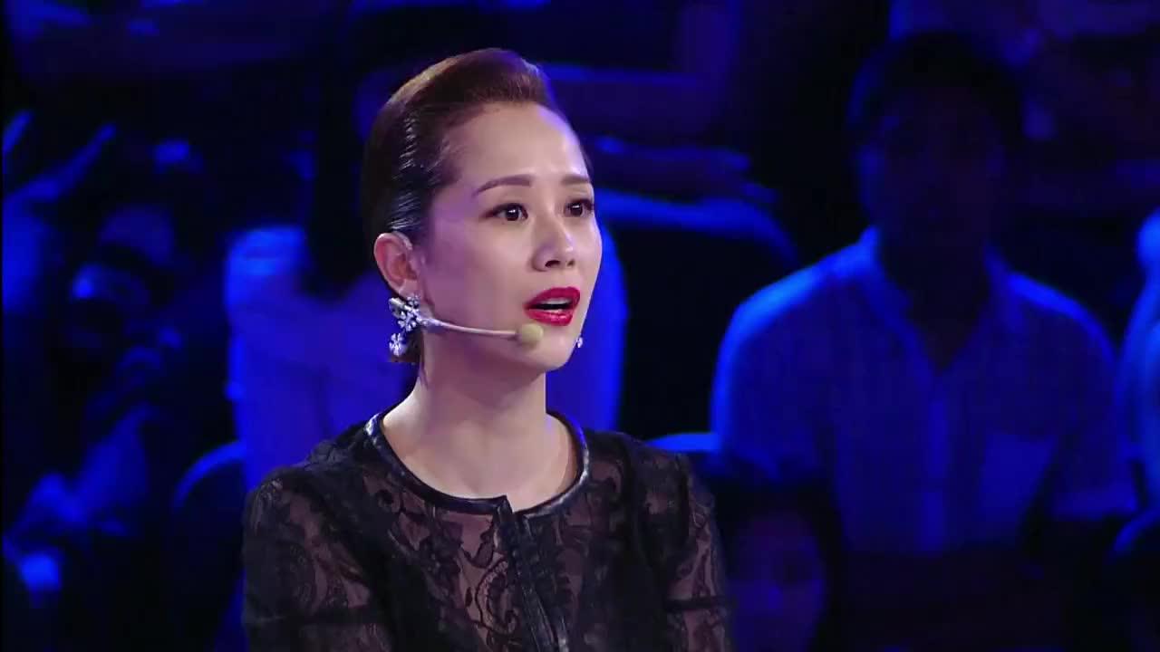 杨文昊和女孩是师生跳完舞蹈评委们更看好杨文昊