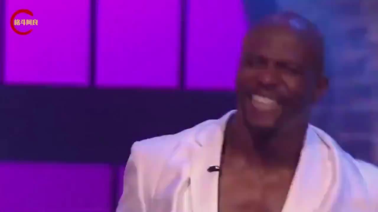 拳王泰森的另一面,野兽也能歌善舞,参加舞蹈比赛嗨翻全场