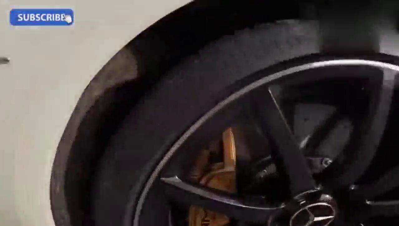 视频:第一视角 梅赛德斯奔驰 SL 63 AMG 5