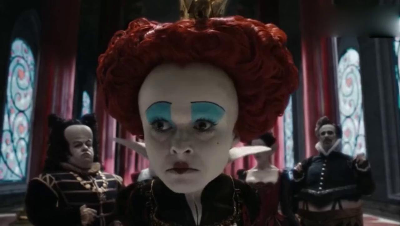 大头红皇后震怒,居然有人敢偷吃她的小甜点!
