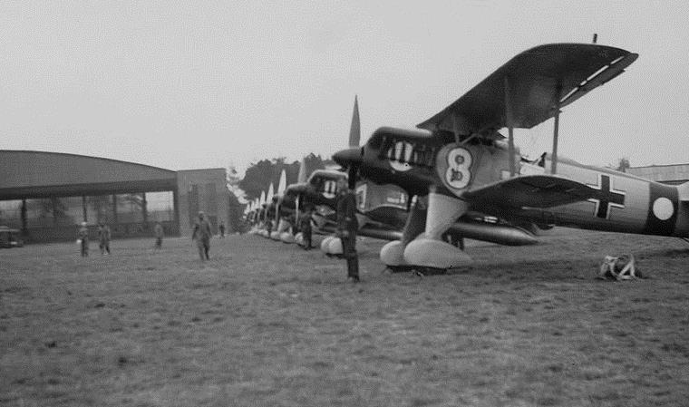 曾经强盛一时的德国空军最后为何走向了万劫不复?