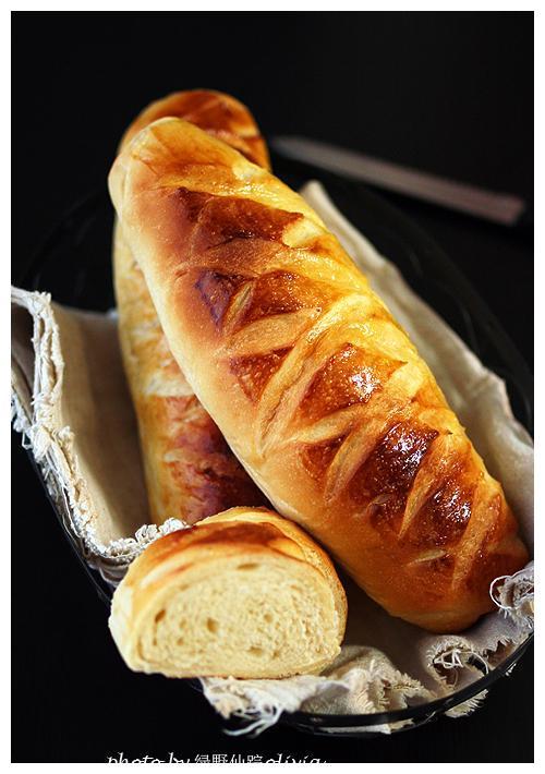 大师级配方,面包这么做,奶香浓郁,松软可口