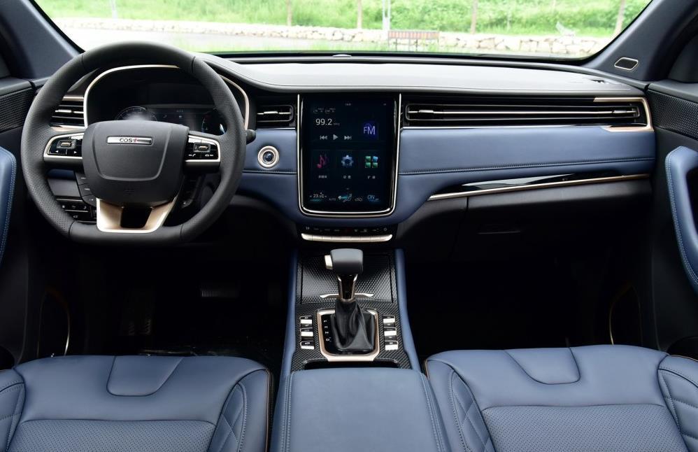 10万块买中型SUV,外观霸气空间大,捷达飞度一比都没法看