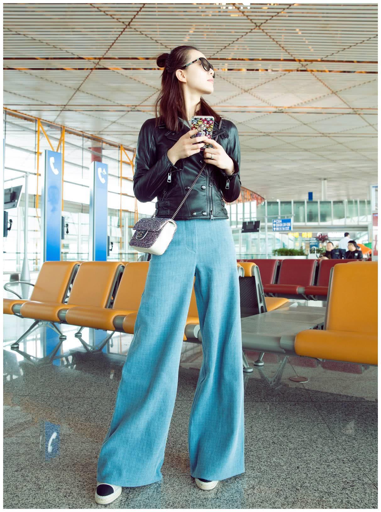 空姐爆料,刘诗诗在飞机上举动,很暖心
