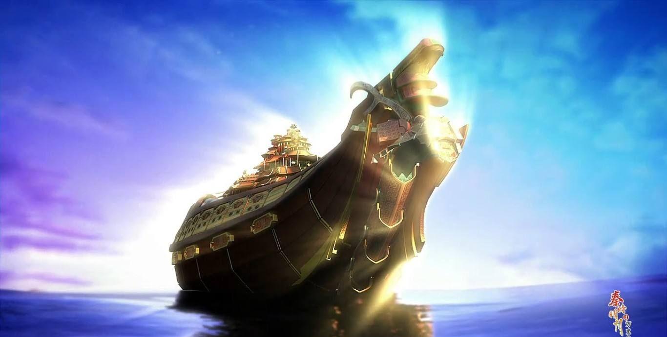 《秦时明月》六部曲,作为童年回忆的经典动漫,你都看过吗