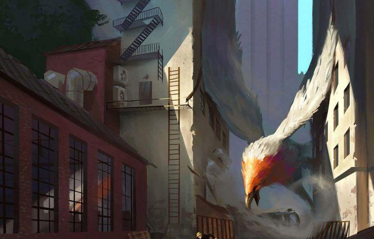 立陶宛艺术家Goodname Studio的数字绘画作品欣赏