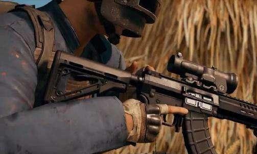 绝地求生中最好压的突击步枪AK倒数M4仅排第四第一名出乎意料