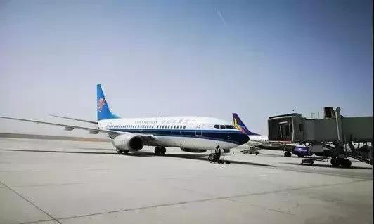 7月3日起敦煌机场恢复郑州西宁敦煌航班