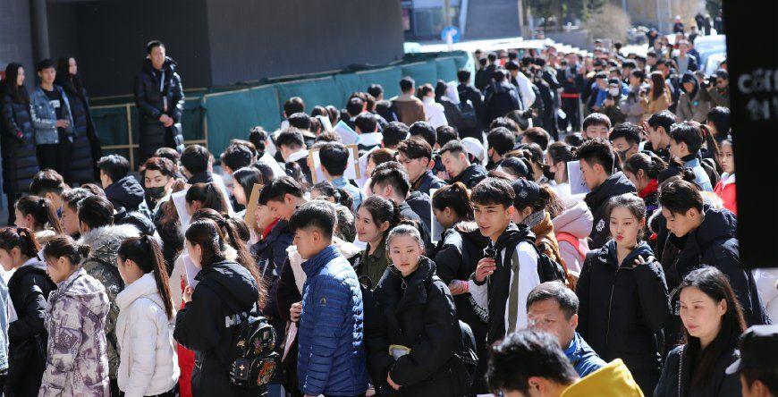 北京2018年艺考,跟着摄影师看看今年考生长啥样