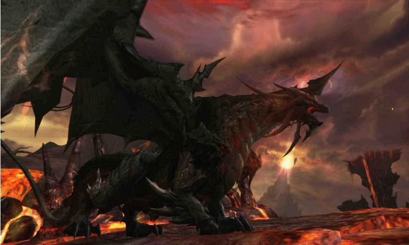终极斗罗:魂兽最顶尖的五头龙,最弱都是神祇,帝天只能垫底