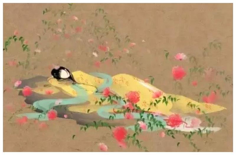 林黛玉漫画版曝光,追忆仅靠背影和眼泪,就能迷倒众生的陈晓旭