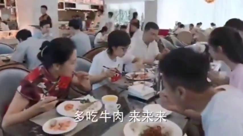 林妙妙高考当天吃饭时才想起妈妈来,老爸-咱家二宝要来了