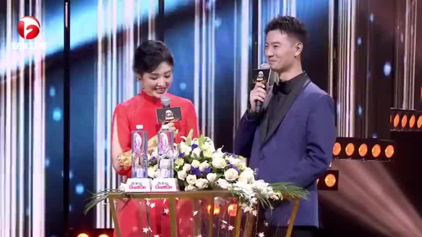 国剧盛典演员出身却从未演过戏导演刘江被称佛系导演
