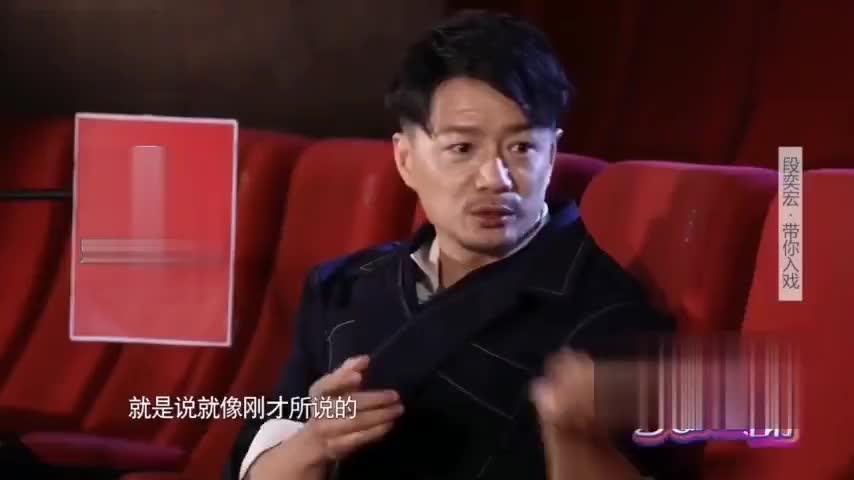 鲁豫有约段奕宏曾为了留在北京直闯文化部找部长鲁豫听完都呆了