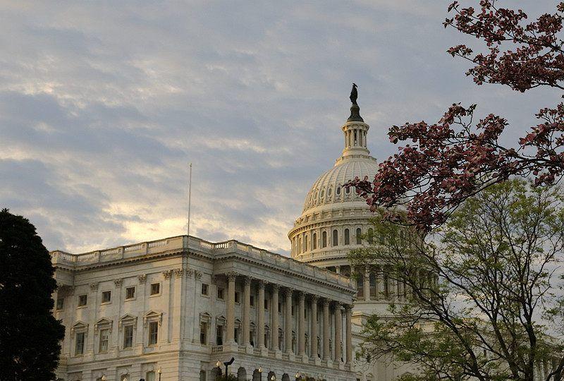 美国——华盛顿国会大厦面面观