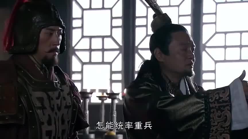 晋鄙非要龙贾领河西大军公子卬气急你这人咋跟龙贾那么像