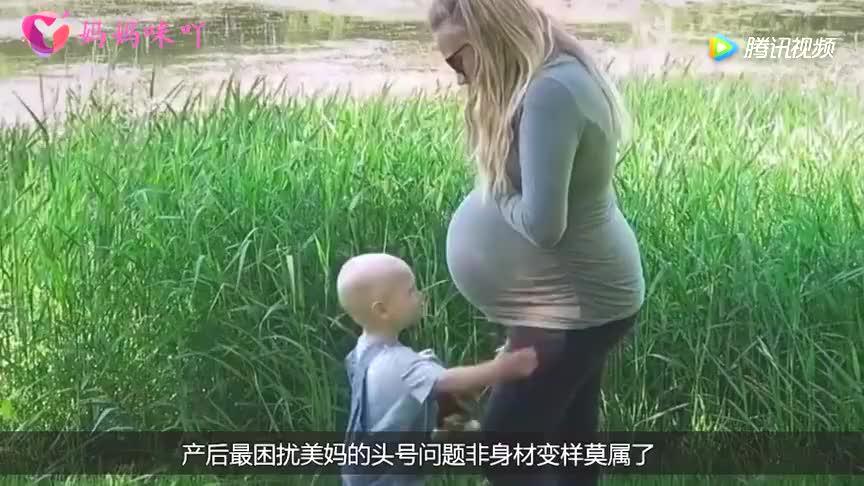 产后妈妈想恢复好身材分娩后半年内这样做轻松瘦