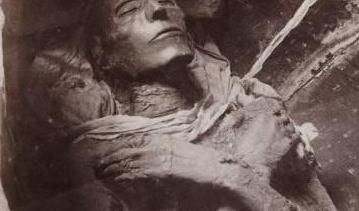 世界史上,保存最好的六具尸体,其中一具皮肤还有弹性