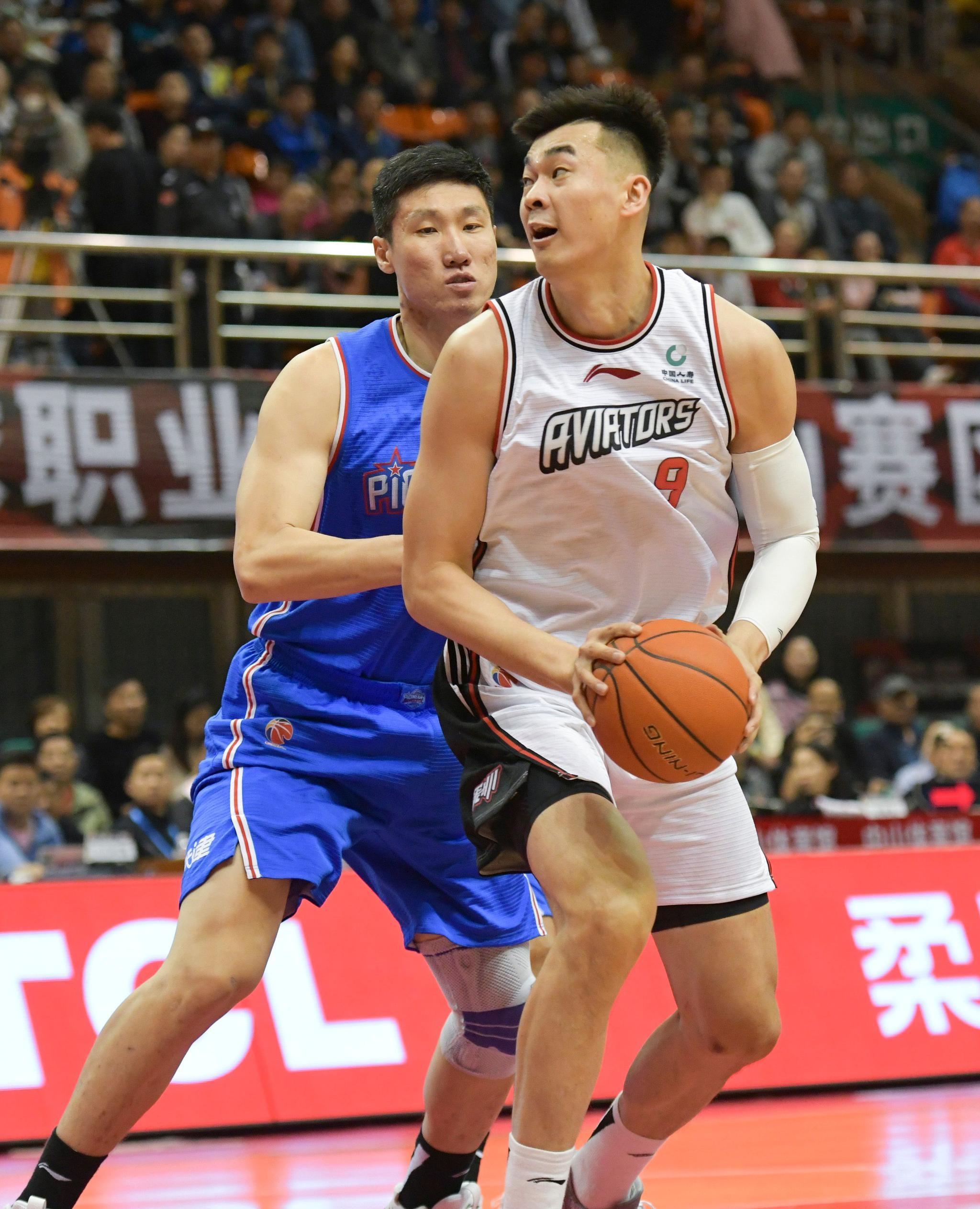 篮球——常规赛:深圳马可波罗队迎战天津先行者队