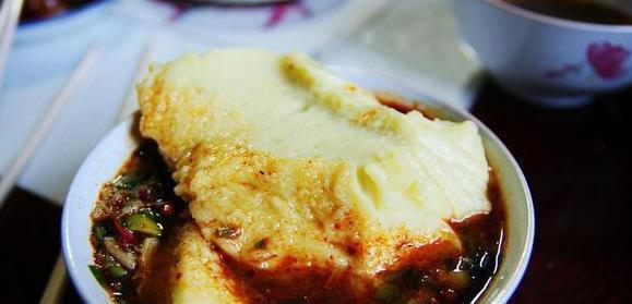 带你了解不一样的西北舌尖美食上的通渭美食斑竹林美食新津图片