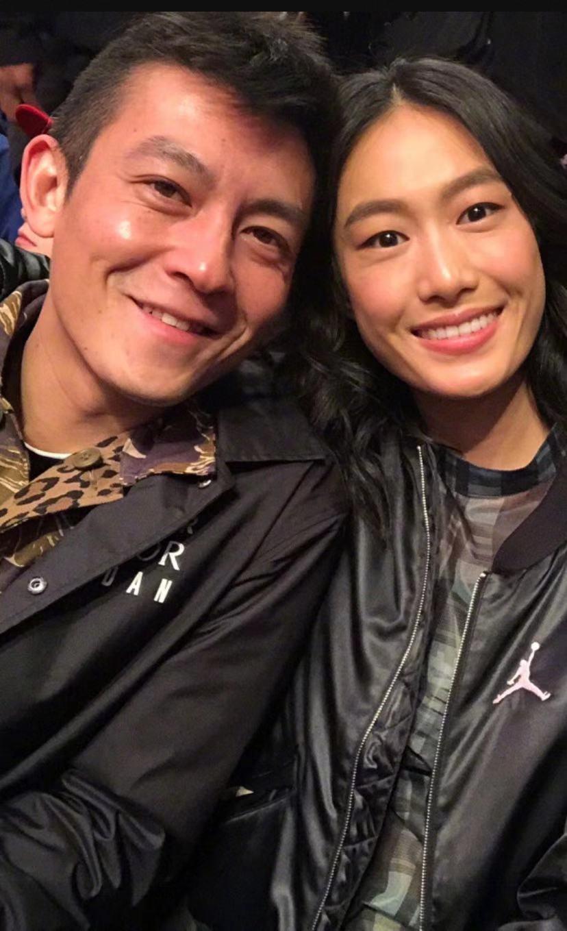 五大香港男星都娶内地女模特,张馨月方媛最漂亮,叶世荣老婆最高