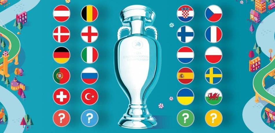 欧洲杯分档情况出炉,法国葡萄牙意外滑档,C罗恐进入死亡小组