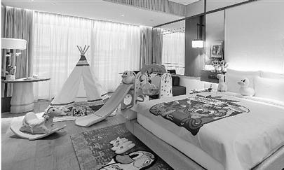 暑期亲子游,八成选择高星级酒店