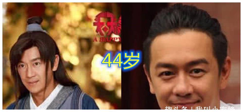 《天天有喜》演员拍摄年级:陈浩民44,穆婷婷29,而她才20岁!