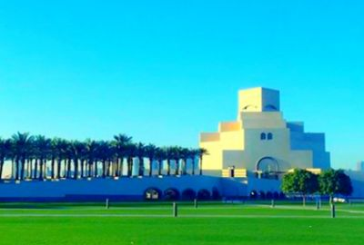伊斯兰艺术博物馆 由最知名华人建筑师设计