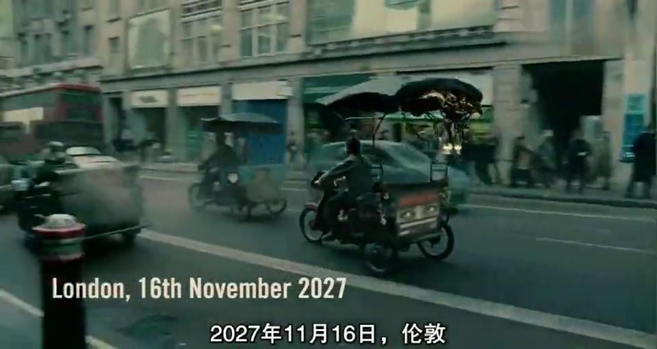 2027世界末日,战争不断,一切都是为了活下去!