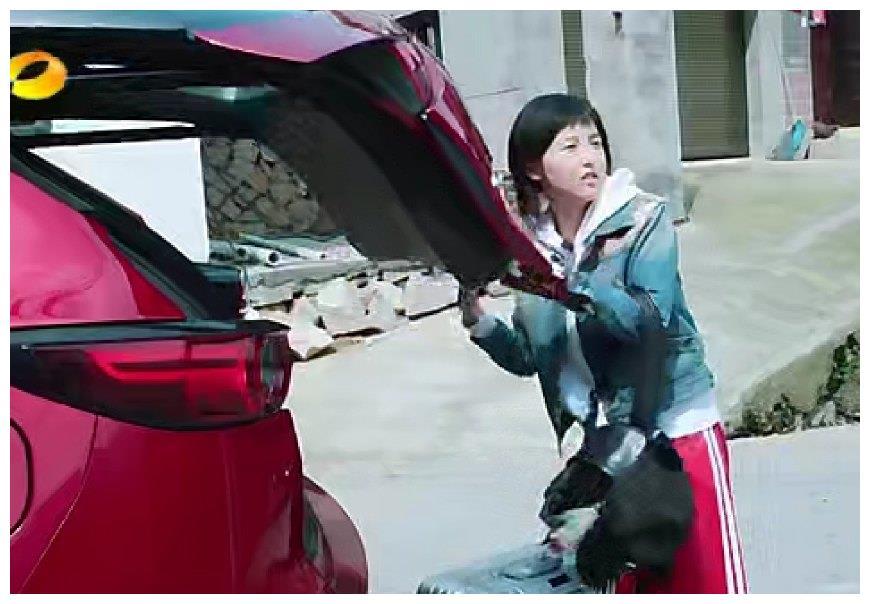 张子枫和彭昱畅玩耍,黄磊联想到多多心情不好,何炅说他心态不对