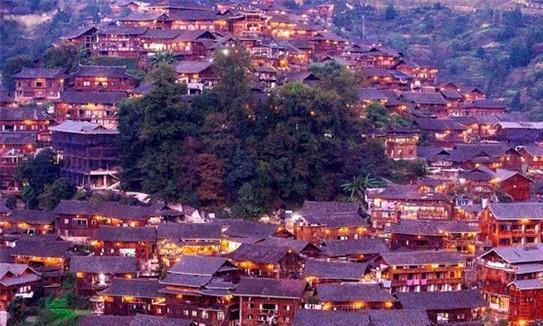 贵州美景四季皆好,第一次游黔东南,定不能错过这五大经典美景
