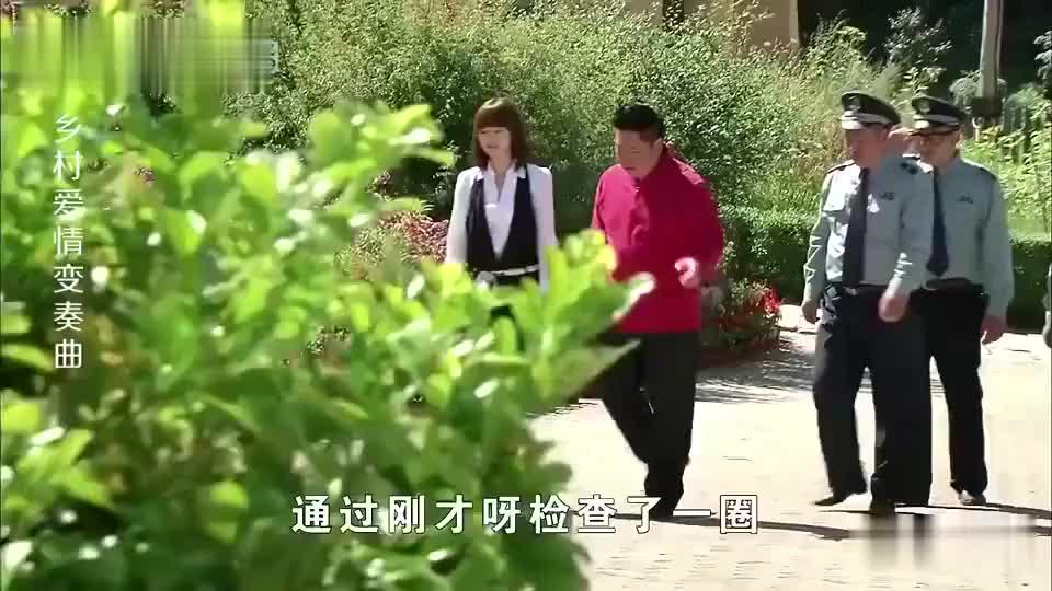 王天来被安排当保安不满故意和宋晓峰对着干下秒笑死个人