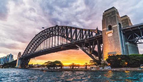 悉尼海港大桥如何攀登,散客如何上桥,玩自拍你要站在哪个位置