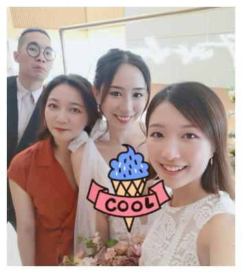 李泽楷女友郭嘉文太假,参加婚礼赞美丽恨嫁,又说怡然自得是智慧
