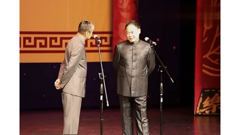 赵伟洲这小表情太逗了刘伟看不下去了什么态度