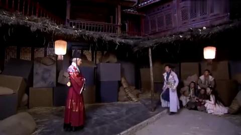 当郭京飞遇上他大爷,方言也忒溜了,这段百看不厌
