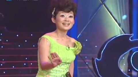 梨园春:刘乐演绎河南坠子《摘棉花》,精彩表演,让人赞不绝口