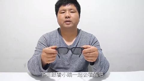 眼镜上面有划痕别急着换新的眼镜店老板教我一招简单去除划痕