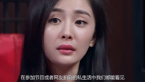 杨幂节目中与小糯米讲电话不料忘记关麦通话内容让刘恺威泪崩