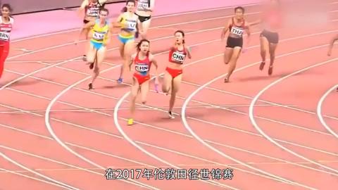 从清流跑向世界屡屡打破田径纪录中国新一代女飞人诞生