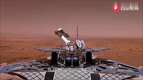 火星探测器勇气号机遇号是如何着陆火星的二