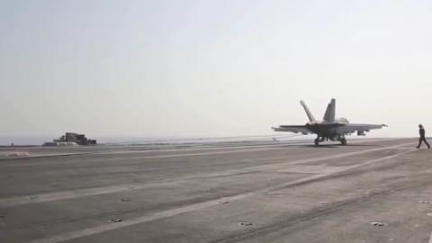 美国军方影视资料:核动力航空母舰 (CVN 77)